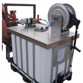 Mobil hydraulik højtryksrenser
