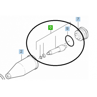 Reparationskit til Kärcher turbodyse