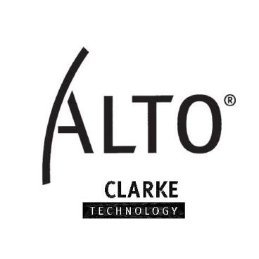 Alto Clarke 114 RS børste