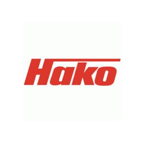 Hako B 450 børste