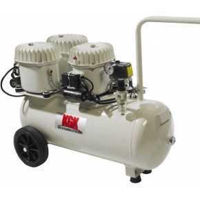 Lydsvag kompressor 150 Liter KGK