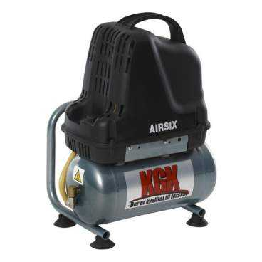 Bærbar kompressor AIR SIX