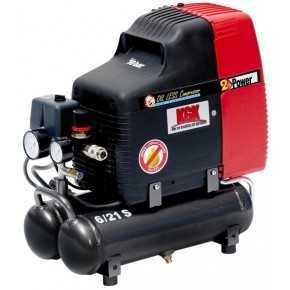 Bærbar kompressor ECU 1,0