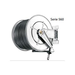 Automatisk opruller 560 Rustfri