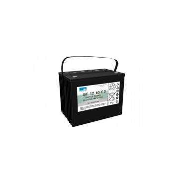 Batteri GEL 12v 63Ah Sonnenschein