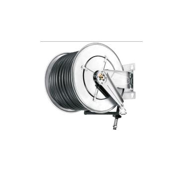30m rustfri automatisk højtryksopruller