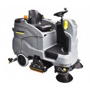 Ride on gulvvasker (Udlejning)