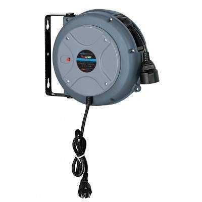 10m Aut. kabelopruller MINI IP42