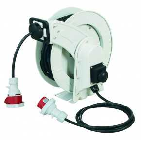 Aut. industri kabelopruller IP55 400V