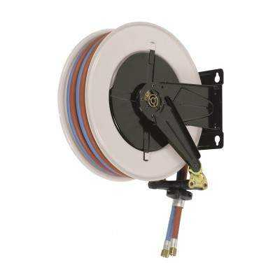 I430 Aut. slangeopruller Gas/ilt 20 bar