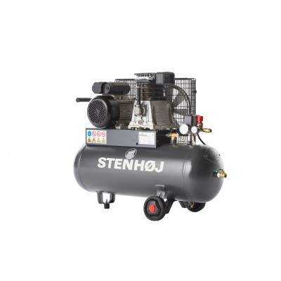 Kompressor 50 liter oliesmurt