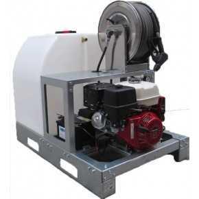 MBPD 20/220 Mobil højtryksanlæg
