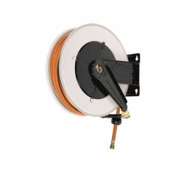 Aut. hose reel for LPG - Methane 20 bar 10/17mm x 27m NBR/PVC hose