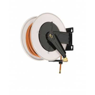Aut. hose reel for LPG - Methane 20 bar 10/17mm x 30m NBR/PVC hose