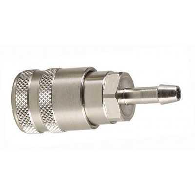 """(1/4"""") KS koblingshus 6 mm slangestuds"""