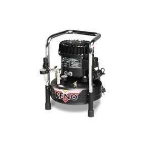 Lydsvag enfaset kompressor