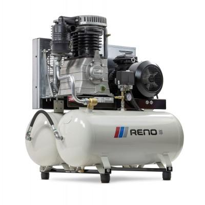 650/270 trefaset kompressor