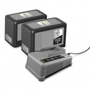 Starter kit Battery Power+ 36/75