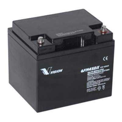 Batteri Vision 12V 24Ah