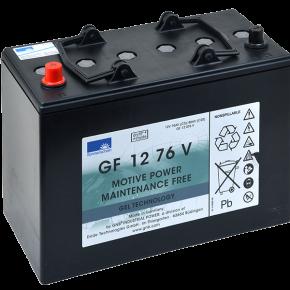 Batteri GEL 12v 76Ah Sonnenschein