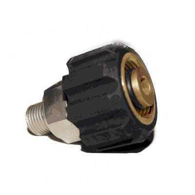 M22 skruekobling højtryk udv 1/4''