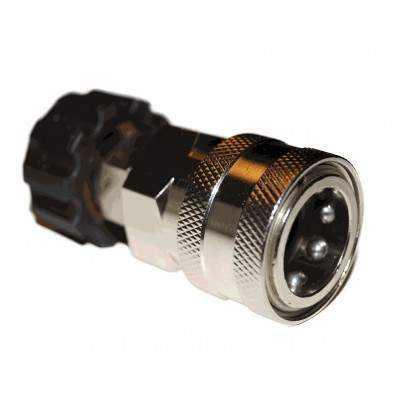 Lynkobling højtryk med M22 skurekobling